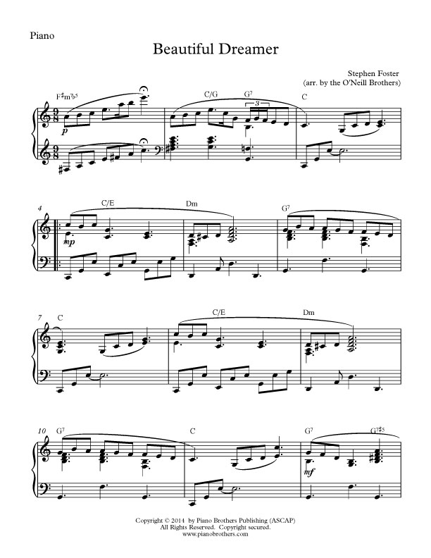 America, the Beautiful: Free Lead ... - Piano Song Download